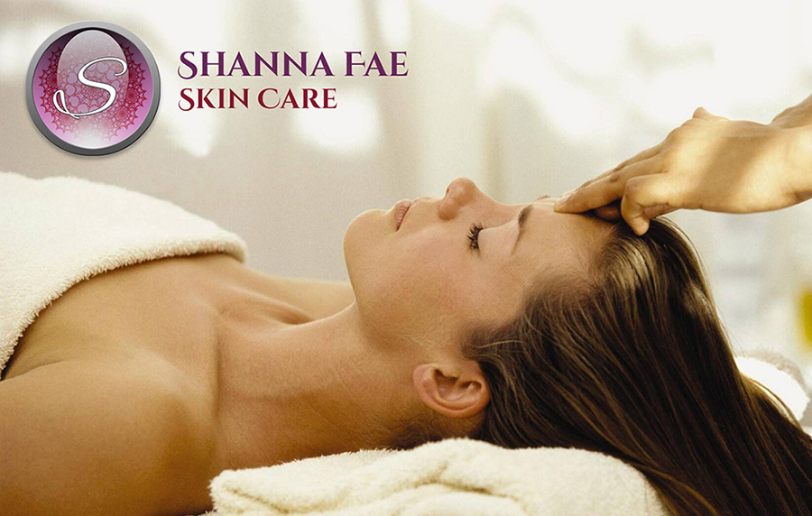 Relax with a facial